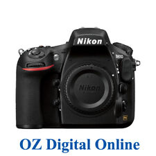 New Nikon D810 Body 36.3MP Full Frame FX DSLR Camera 1 Year Au Wty