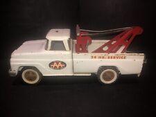 Vintage Tonka AA Wrecker Truck, Pressed Steel Toy Vehicle