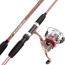Premium-Rod-Pole-and-Reel -Combo-Spinning-Fishing-Ad justable-Drag-Forward-Reve rs