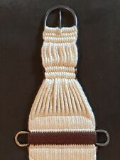 """ROPER CINCH, 29 STRAND DOUBLE WOVEN WOOL, STAINLESS HARDWARE - 36"""" - USA!"""