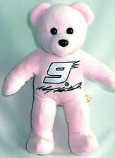 Nascar Kasey Kahne #9 Pink 8 inch Team Speed Bear
