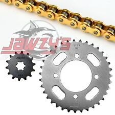 SunStar 420 MXR Chain/Sprocket Kit 14-35 Tooth 43-5507