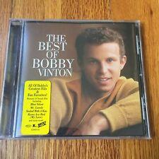 Bobby Vinton - The Best of Bobby Vinton CD [Epic, Jun-2004, Epic)
