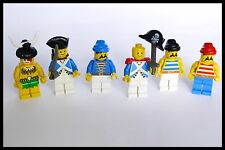 LEGO® Vintage Classic Pirates and Soldier MiniFigures