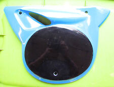 Rickman Yamaha Mark 4 NOS 250 DT1 Blue Right Hand Side Cover p/n RK8-420