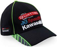 More details for cap hat kawasaki quattro plant speedfit racing team bike motorcycle superbike