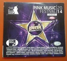 2CD Various – Pink Music Festival 2014 Vol. 01 & 02  25 HITOVA Serbia Folk
