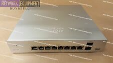 Cisco Meraki MS220-8P-HW PoE PoE+ Gigabit Cloud Managed switch