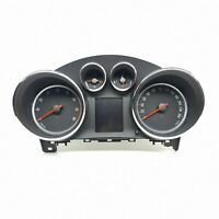 Opel Astra J 2014 Essence Compteur de Vitesse Instrument Cluster Kmh