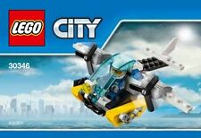 LEGO CITY Polizei 30346 Gefängnisinsel Heli / Prison Island Copter NEU 2016