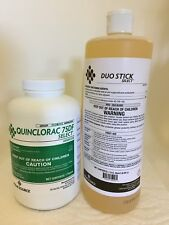 Quinclorac Select 75DF Herbicide - 1 Pound (Drive 75, Quinstar) & 1 Qt DuoStick