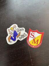 S&M Slam Bar/Sticker Set (2) - Terrible One FBM Standard Primo