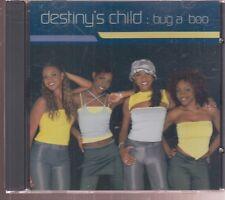 destiny's child bug a boo cd promo
