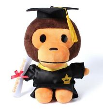 Bape A Bathing Ape 2018 Pop Up Milo Store - Graduation Baby Milo 29cm Plush Doll