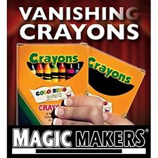 Vanishing Crayons by Magic Makers - Great Magic for Children's Shows - EZ to Do