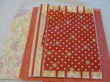 GYPSY ROSE Designer Fabric Bundle 5.25+ Yards Fig Tree Quilts Moda