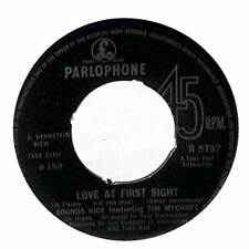"""Sounds Nice - Love At First Sight - 7"""" Record Single"""