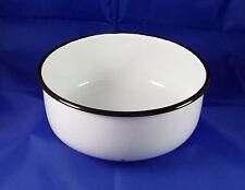 Nouveau 16 cm. Enamel Pot Bowl Braiser Nouveau Casserole Iron Induction Safe