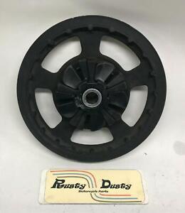Harley Davidson Rear Wheel Belt Drive Sprocket 68T 37781-09 w/ Rubber