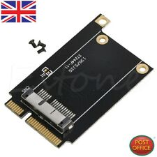 PCI-E Mini PCI Express carte adaptateur pour tablette Apple BCM94360CD BCM94331CM Hot