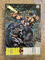 Graphic Novel Lot Batman Knightfall Omnibus Vol 1 Hardcover DC Comics TP