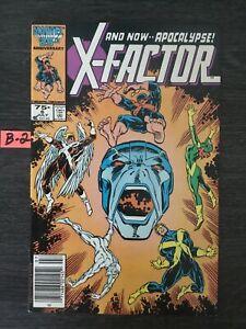 X-Factor #6 (July 1986 Marvel Comics)