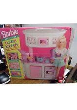 Barbie Activities Dough Kitchen CUCINA 10949 Mattel 1993