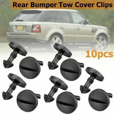 For Land Rover Discovery 3 & 4 Bumper Tow Eye Cover Clips (Pack of 10) DYR500010