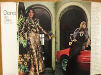 1973 TV Guide(DIANA RIGG/AMANDA BLAKE/JAMES ARNESS/RICHARD THOMAS/MILBURN STONE)