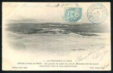 ALGERIE 1903 Yvert 111 auf ANSICHTSKARTE BENI OUNIF DE FIGMIA (D5644