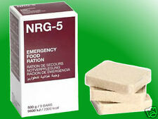 (19,40€/kg) 500g NRG-5 Notnahrung, Notverpflegung, Survival, Langzeitnahrung