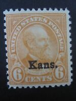 1929 -  Kansas-Nebraska Issue - Scott Catalog #664 MNH