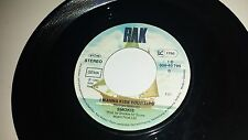 SMOKIE Take Good Care Of My Baby / I Wanna Kiss Your Lips RAK 795 RARE ROCK 45