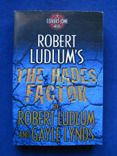 The Hades Factor by ROBERT LUDLUM & GAYLE LYNDS - SIGNED by LYNDS