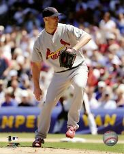CHRIS CARPENTER 8x10 PHOTO Action Shot ST LOUIS CARDINALS #29 Photofile baseball