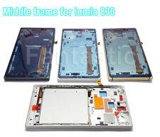 Original Middle LCD Frame for Nokia lumia 830 Midde Bezel Housing Repair part