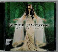 """WITHIN TEMPTATION - """"MOTHER EARTH""""  ('07 ROADRUNNER RECORDS W/ BONUS TRACKS)"""