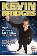 Kevin Bridges - The Story So Far Live In Glasgow (Blu-ray, 2010)