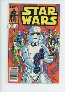 STAR WARS #'s 97,99,100,101 & #102 Marvel comic books from 1985.....ONLY $9.95!