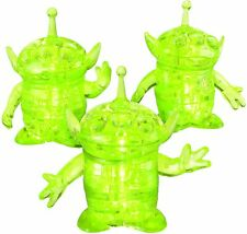 3D CRYSTAL PUZZLE - TOY STORY ALIENS - BRAND NEW - DISNEY 31066