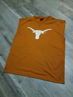 Pro Edge UT Texas Longhorns NCAA Basketball Football Jersey Men's Size XL