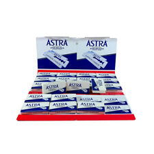 Astra Super Stainless Double Edge Razor Blades Pack Of 100 / SAME DAY POST
