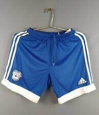 5/5 Cardiff City shorts size Small soccer football Adidas ig93