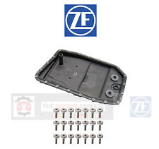 ZF Automatic Transmission Oil Pan & Filter & Bolt Kit OE BMW Jaguar Land Rover