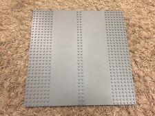 Lego 32x32 dark grey baseplate road street 32 x 32 base plate