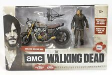 MIB 2016 MCFARLANE TOYS THE WALKING DEAD DARYL DIXON ACTION FIGURE W/CUSTOM BIKE
