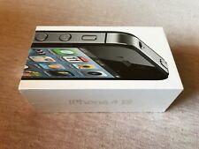 Neu Apple iPhone 4s - 16GB - Schwarz (Ohne Simlock) IOS 5 oder IOS 6
