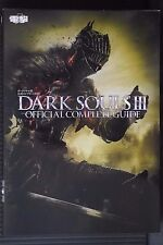 JAPAN Dark Souls III Official Complete Guide