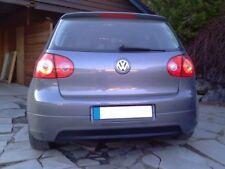 SOTTOPARAURTI POSTERIORE VW GOLF MK5 (GTi Edition 30 look) (Senza Foro di scarico)