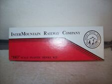 HO InterMountain Cylindrical 4 Bay Covered Grain car Kit  CPWX #606395